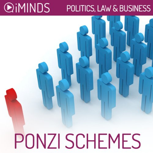 Ponzi Schemes audiobook cover art