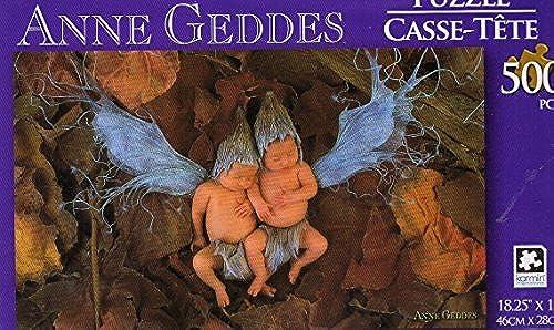 Anne Geddes - 500 Piece Jigsaw Puzzle - v2 by Anne Geddes