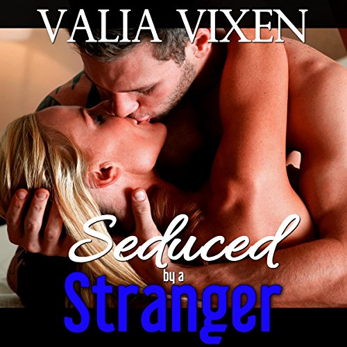 Seduced by a Stranger audiobook cover art
