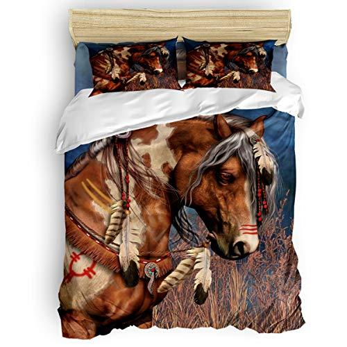 horse print bedding