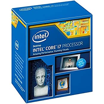Intel Core i7-4790K Processor (8M Cache, up to 4.40 GHz) BX80646I74790K