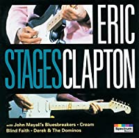 Stages by ERIC CLAPTON (1998-06-30)
