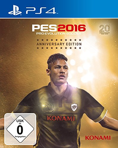 PES 2016 - Anniversary Edition [PlayStation 4]