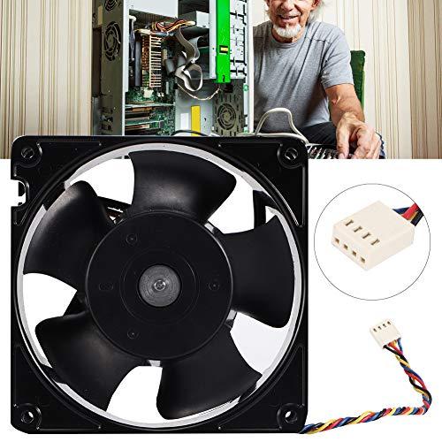 Inverter Fan, 24V 4800RPM Groot luchtvolume Inverter Koelventilator DC Fan Vervangende accessoires voor waterpomp