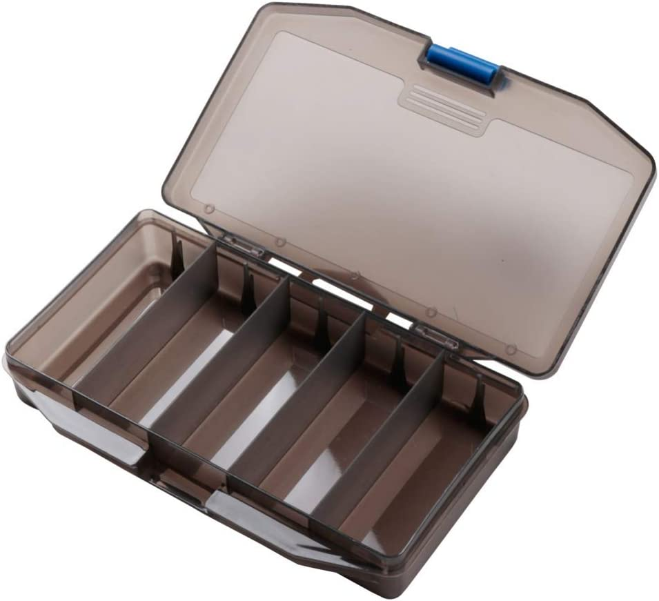 fishing bait holder Details about  /Fly fishing tackle box set clear box trout flies holder