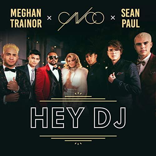 CNCO, Meghan Trainor & Sean Paul