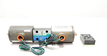 VICKERS DG4V-3S-66C-M-X2-FR4-60 5000PSI 120V-AC Hydraulic Solenoid Valve