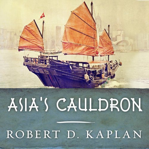 Asia's Cauldron audiobook cover art