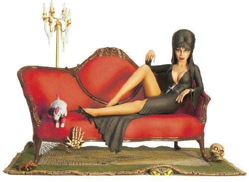 Moebius Elvira Mistress of The Dark 1:8 Scale Model Kit