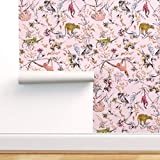Spoonflower Peel and Stick Removable...
