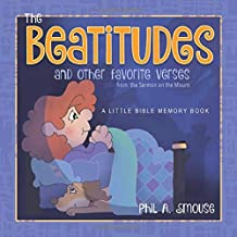 The Beatitudes: and other favorite verses from the Sermon on the Mount (Little Bible Memory Books)