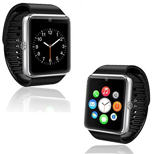 inDigi G13 GSM Bluetooth Multimedia Camera Video Wireless Watch Cell Phone - Unlocked