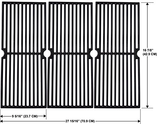 Grill Valueparts Grates for Charbroil 463436215 463420508 463420509 463441514 463240015 463433016 466433016 469432215 G432-001N-W1 463440109 463436213 463436214 463439915 463436413 463434413