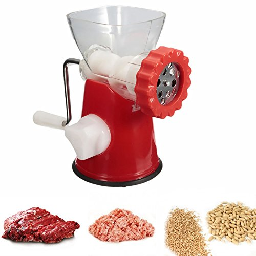 Best Price Multifunction Manual Meat Bean Grinder Detachable Mincer Hand Crank Sausage Stuffer Pasta Maker Kitchen Tool
