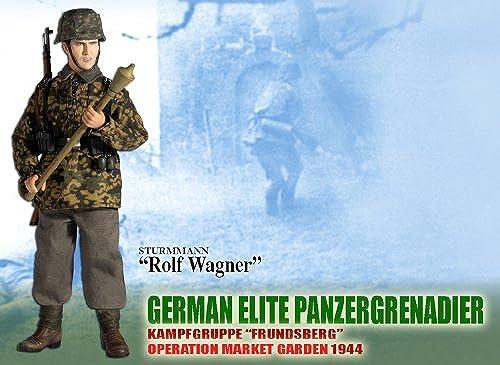 Dragon Models 1 6 Rolf Wagner - German Elite PanzerGrünadier, Kampfrguppe Frundsberg , Operation Market Garden 1944 (Sturmmann)