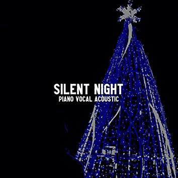 Silent Night (feat. Pierre H) [Piano Vocal Acoustic]