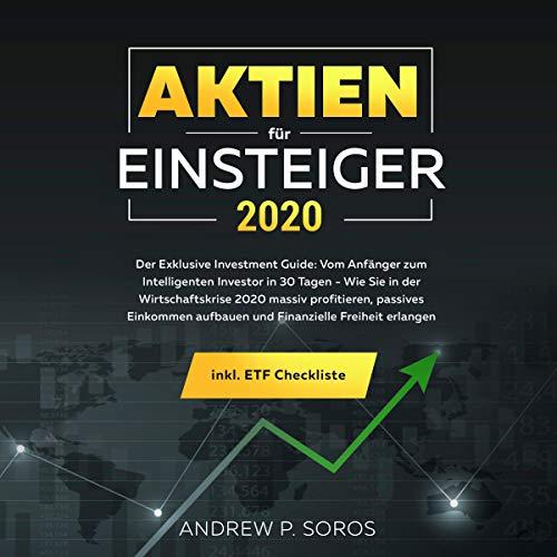 Aktien für Einsteiger 2020 Titelbild