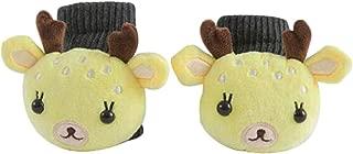 Kids Funny Socks Keep Warm Floor Socks Winter Cotton Boot Socks-A4