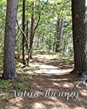 Nature Therapy: 8x10 Notebook: 7 (Lake and Mountain 8x10)