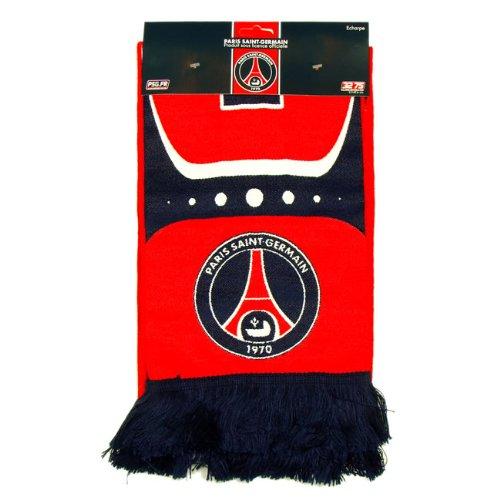 PARIS SAINT GERMAIN Echarpe Officielle PSG - Football Taille 140 cm [Divers]