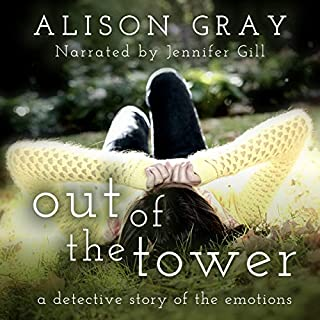 Out of the Tower audiobook cover art