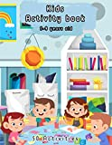 Kids Activity Book   5-9 years old   50 activities: activity book for kids ages 5-9   a fun kid workbook game   Problem-Solving and puzzles   kids ... (Kids Activity books series by Allan Honor)