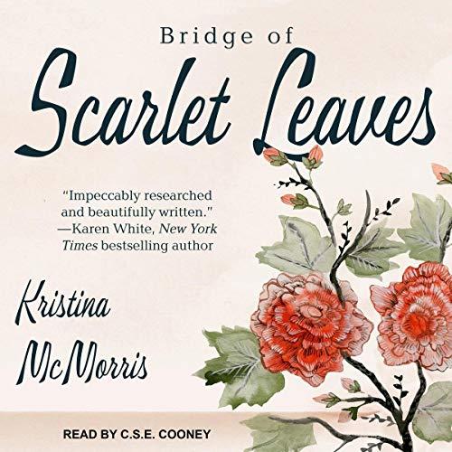 Bridge of Scarlet Leaves audiobook cover art