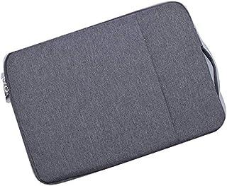 IdeaPad Duet Chromebook (10.1インチ) ケース/カバー 手提げ ポーチ カバン型 軽量/薄 セカンドバッグ型 通勤 通学 おしゃれ レノボ 用 カバン型 ケース/カバー おしゃれ タブレットケース/カバー(ダークグレー)