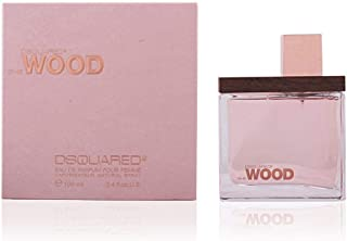 She Wood by Dsquared2 for Women - 3.4 Ounce EDP Spray