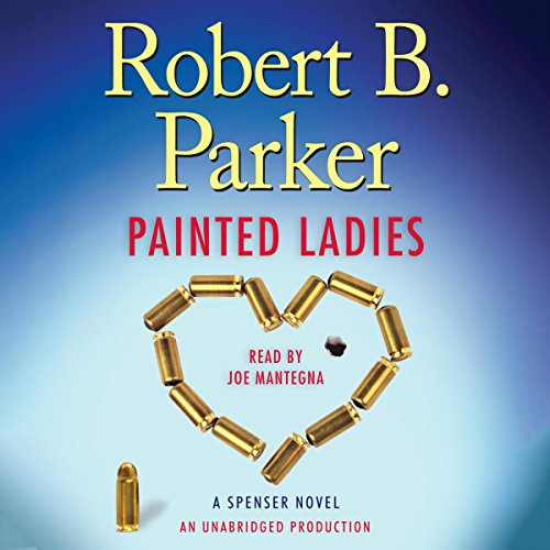 Painted Ladies audiobook cover art
