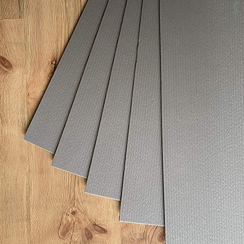 5-200 m² Trittschalldämmung Dämmung 3mm XPS Grau Boden Laminat Parkett Fußboden (20m²)