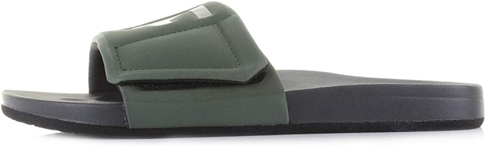 Reef Mens Cushion Slide Sandal