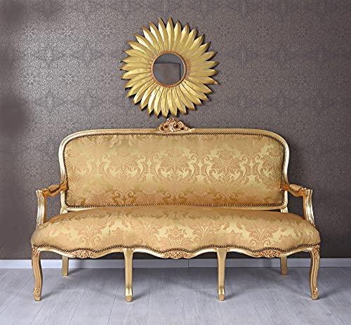 Gigantisches Salon Sofa Marie Antonette Barock cat361a06 Palazzo Exclusiv