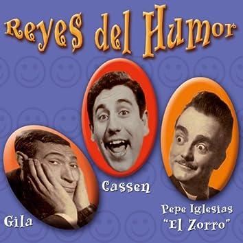 Reyes del Humor