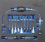 BGS 8819 | Diesel-Niederdruckkreis-Entlüftungs-Satz | 12-tlg. | für Ford, PSA, Opel, Fiat, Rover, Land Rover, Renault, Mercedes-Benz