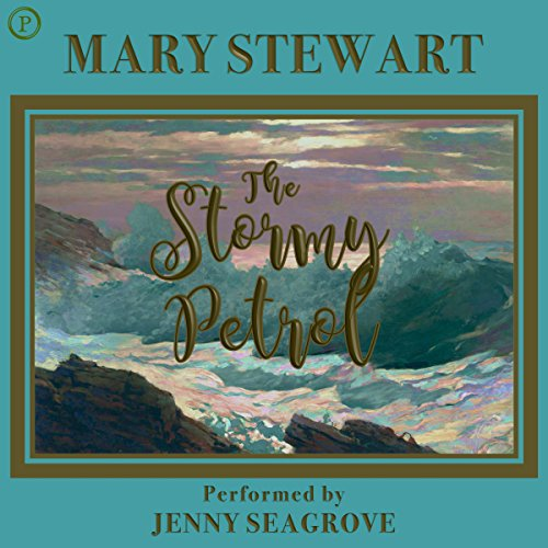 The Stormy Petrel audiobook cover art