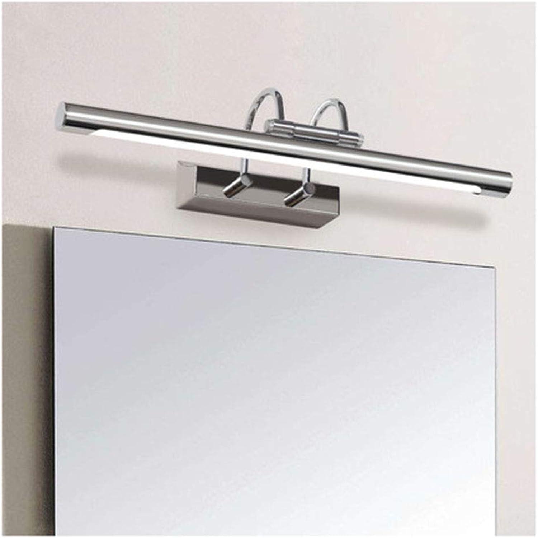 THOR-BEI Moderne minimalistische Spiegel Scheinwerfer LED Badezimmer Lampen Spiegel Lichter Edelstahl Spiegel Lampe Badezimmer Wandleuchte Spiegel Schrank Licht -744Spiegellampen