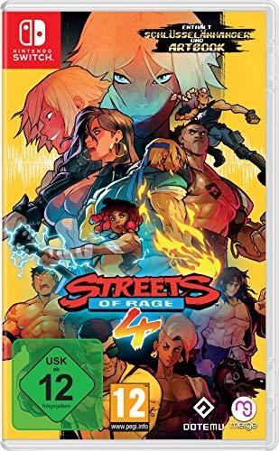 Streets of Rage 4 - [Nintendo Switch]