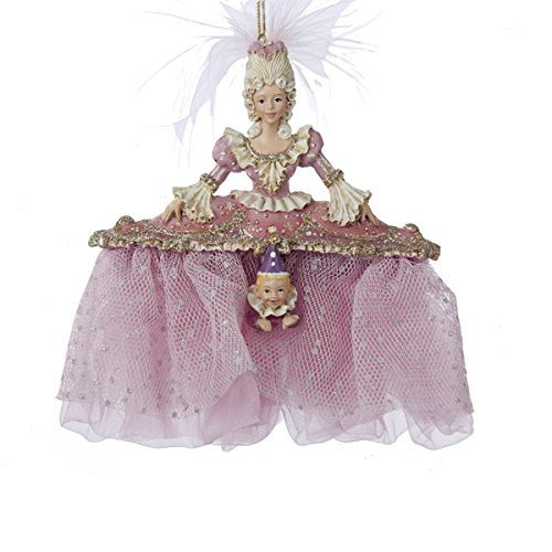 6' Resin Nutcracker Suite Ballet Mother Ginger Ornament