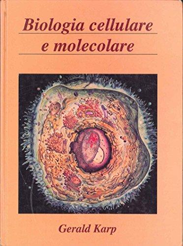 Biologia cellulare e molecolare