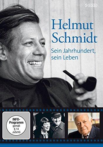 Helmut Schmidt - Sein Jahrhundert, sein Leben (5 DVDs)