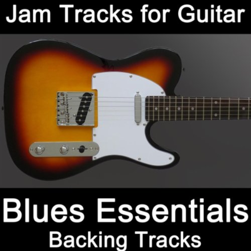 Blues Essentials Backing Track (Key Am) [Bpm 102]