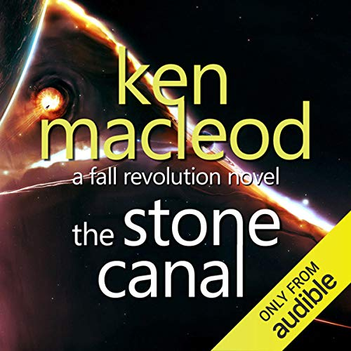 The Stone Canal audiobook cover art