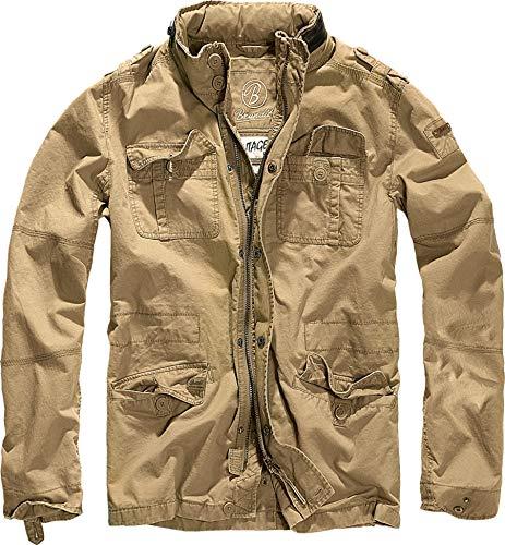 Brandit Britannia Jacke Camel XL