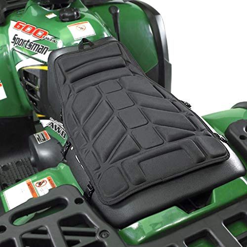 North East Harbor ASP01-B Seat Cover (ATV Comfortable Protector Cushion Pad Soft Water Resistant Cover Foam)