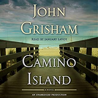 Camino Island audiobook cover art