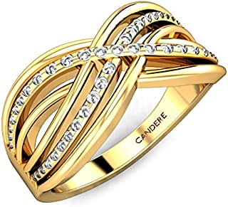 Candere By Kalyan Jewellers Women's Rings: Buy Candere By Kalyan