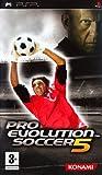 PSP - Pro Evolution Soccer 5 - [PAL EU - NO NTSC]