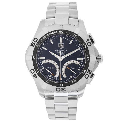 TAG Heuer Men's Aquaracer Calibre S Chronograph Watch #CAF7010.BA0815