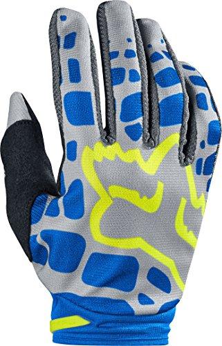 Fox 2017 Damen Motocross / MTB Handschuhe - DIRTPAW - grau-blau: Größe Handschuhe: L / 8